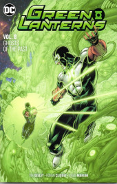 Green Lanterns (2016) -INT08- Vol.8: Ghosts of The Past