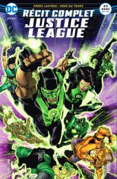 Justice League - Récit Complet (DC Presse) -11- Green Lantern : Hors du temps