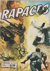 Rapaces (Impéria) -240- Chasseur solitaire