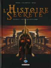 L'histoire secrète -4a2006- Les Clés de Saint Pierre