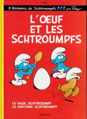 Les schtroumpfs -4b2009- L'œuf et les schtroumpfs