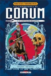 Les chroniques de Corum -1- Le Chevalier des Épées