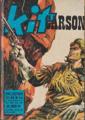 Kit Carson -Rec44- Collection reliée N°44 (du n°345 au n°352)