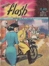 Flash (Artima) -13- Allo Z9 : le conspirateur boiteux