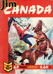 Jim Canada -137- Le visage noir