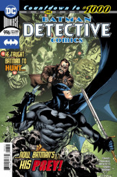 Detective Comics (1937), Période Rebirth (2016) -996- Mythology - See Paris and Die !
