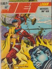 Jet Logan (puis Jet) -12- La mer du diable