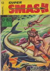 Smash super -12- Ludo et le requin