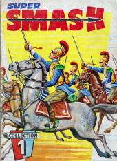 Smash super -Rec01- Du n° 1 au n° 4