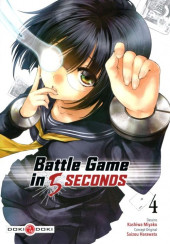 Battle Game in 5 seconds -4- Tome 4