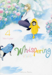 Whispering, les voix du silence -4- Tome 4
