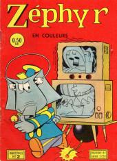 Zéphyr (Artima) -2- Numéro 2