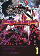 Ninja slayer  -11- Tome 11