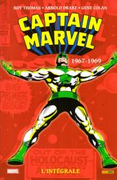 Captain Marvel (L'intégrale) -1- L'intégrale 1967-1969