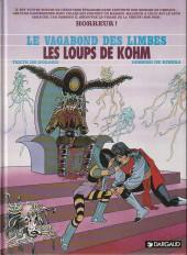 Le vagabond des Limbes -12c1999- Les loups de kohm