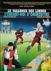 Le vagabond des Limbes -13b1997- L'enfant-roi d'Onirodyne