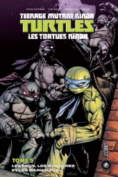 Teenage Mutant Ninja Turtles - Les Tortues Ninja (HiComics) -5- Les fous, les monstres et les marginaux