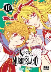 Alice in murderland -10- Tome 10