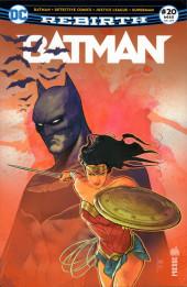Batman Rebirth (DC Presse) -20- Hommage à Gueule d'Argile !