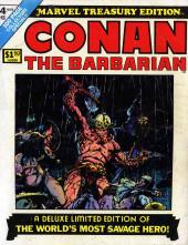 Marvel Treasury Edition (1974) -4- Conan the Barbarian