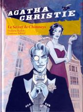 Agatha Christie (Emmanuel Proust Éditions) -1a2004- Le secret de chimneys
