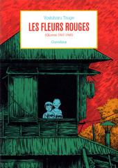 Les fleurs rouges - Œuvres 1967-1968