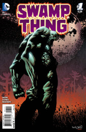 Swamp Thing (2016) -1- The dead don't sleep!