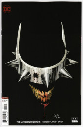 Batman Who Laughs (The) (2019) -1a- The laughing house part one