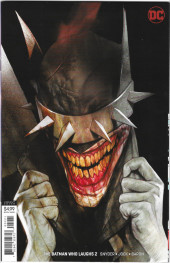 Batman Who Laughs (The) (2019) -2VC1- The laughing house, part 2