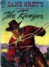 Four Color Comics (Dell - 1942) -255- Zane Grey's The Ranger