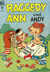 Four Color Comics (Dell - 1942) -262- Raggedy Ann and Andy