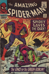 Amazing Spider-Man (The) (1963) -40- Spidey Saves the Day!
