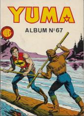 Yuma (1re série) -Rec067- Album N°67 (du n°252 au n°254)