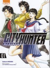 City Hunter - Rebirth -1- Tome 1