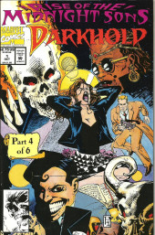 Darkhold, pages from the Book of Sins -1- Rise of the Midnight Sons part 4: Black Letter
