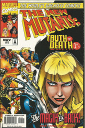 New Mutants (The): Truth or Death -1- Truth or death