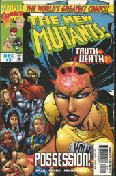 New Mutants (The): Truth or Death -2- Family matters
