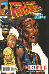New Mutants (The): Truth or Death -3- Letting go