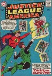 Justice League of America (1960) -22- Crisis on Earth-Two!