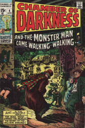 Chamber of Darkness (Marvel - 1969) -4- Chamber of Darkness #4