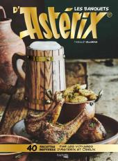 Astérix (Hors Série) - Les Banquets d'Astérix