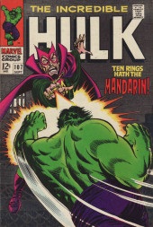 Incredible Hulk (The) (Marvel comics - 1968) -107- Ten Rings Hath the Mandarin!