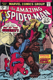 Amazing Spider-Man (The) (1963) -139- Day of the Grizzly!
