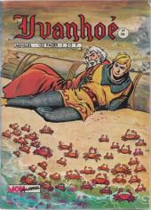 Ivanhoé (1re Série - Aventures et Voyages) -105- Le tombeau de Dermot