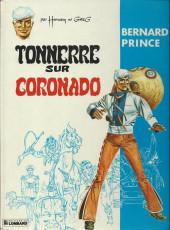 Bernard Prince -2d1981- Tonnerre sur coronado