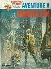 Bernard Prince -4b1981- Aventure à Manhattan