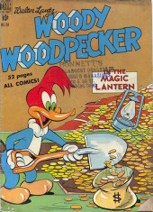 Four Color Comics (Dell - 1942) -264- Woody Woodpecker in the Magic Lantern