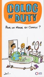 Coloc of Duty - Pour un Monde en Commun ?