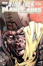 Star Trek/Planet of the Apes: The Primate Directive -1A- Issue #1