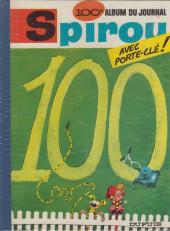 (Recueil) Spirou (Album du journal) -100'- Spirou album du journal